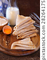 Breton buckwheat battercake 28264175