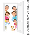 家庭 家族 家人 28266000