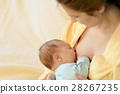 breastfeeding, baby, mother 28267235