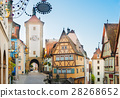Rothenburg ob der Tauber, Germany 28268652