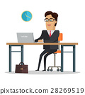 work, vector, illustration 28269519