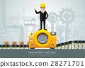 Industrial machine Factory equipment engineering  28271701