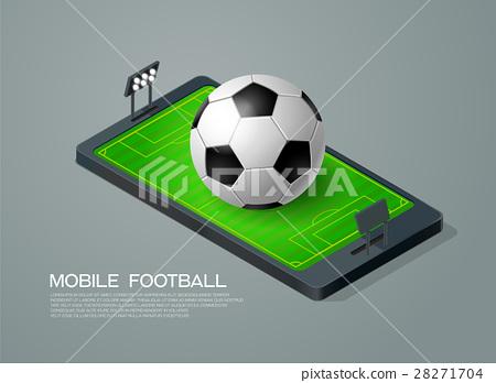 mobile football 28271704