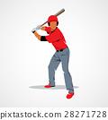 baseball, vector, ball 28271728