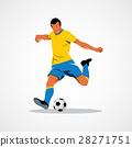 球 足球 向量 28271751