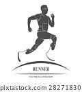 runner, athlete, sport 28271830