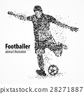 abstraction, football, athlete 28271887