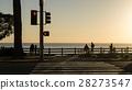Dusk of Santa Monica 28273547