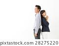 中年人 中年 夫婦 28275220