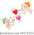 バレンタイン キューピット 28275253