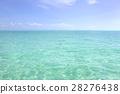 바다, 푸른 하늘, 파란 하늘 28276438