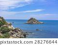 コタオ島のナンユアンアイランドの海 28276644