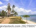 海岸 海濱 燈塔 28276697