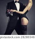 black, tuxedo, sensual 28280346