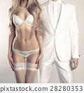 white, model, sensual 28280353