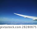 air, plane, airplane 28280675
