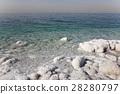 Dead sea in Jordan 28280797