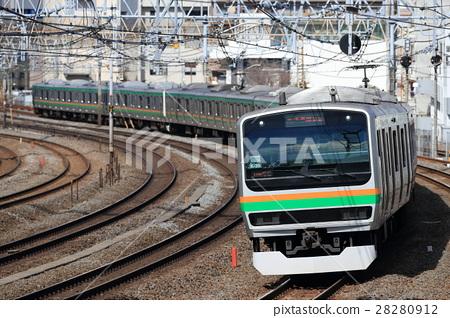 東海道線 28280912