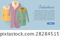 Outerwear Web Banner. Winter Collection for Woman 28284515