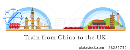 train from China to the UK 28285752