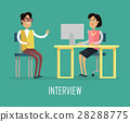 work, office, vector 28288775