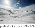 Alpine winter mountain landscape. 28289326