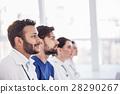 beard, young, doctor 28290267