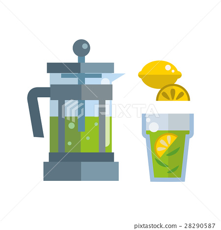 Tea ceremony traditional asian drink vector 28290587