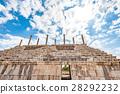 teal, world heritage, masonry 28292232