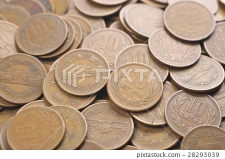 기자 10 (일본 동전 10 엔 동전) 28293039