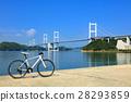 구루 시마 해협 대교 28293859