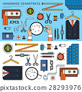 Handmade seamstress set 28293976