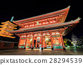 淺草 廟宇 寺院 28294539
