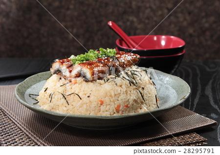 eel fried rice 28295791