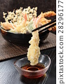 tempura, japanese, shrimp 28296177