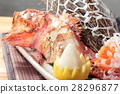 grilled seabream 28296877