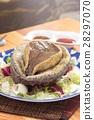 raw abalone 28297070