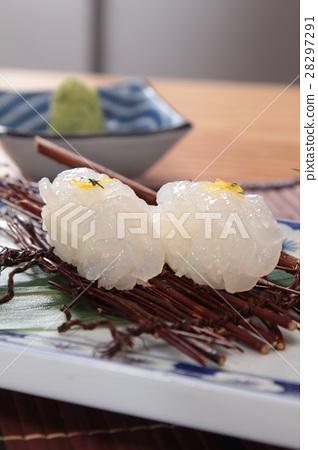 squid sushi 28297291