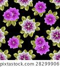 벡터, 꽃, 식물 28299906