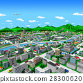city, townscape, road 28300620