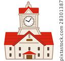 홋카이도 시계탑 28301387