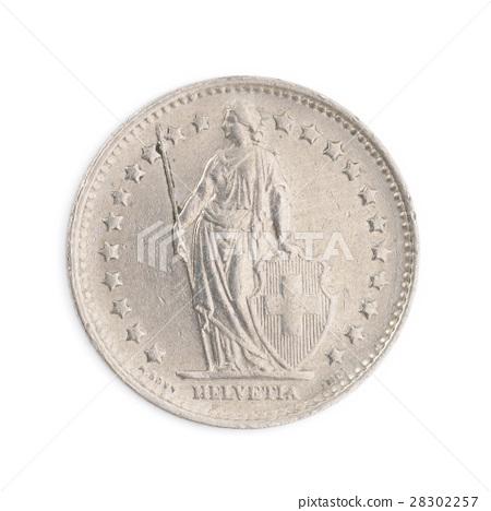 法國貨幣1法郎硬幣 28302257