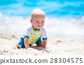 海灘 熱帶 嬰兒 28304575