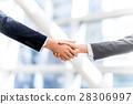 商业 商务 男人和女人 28306997