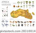 非洲 等大的 等容积的 28310014