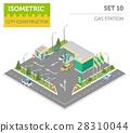 car vector building 28310044