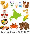 北海道 遊覽 旅遊業 28314027