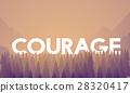 courage, freedom, inspiration 28320417