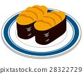 sushi, food, foods 28322729