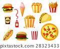 食物 食品 向量 28323433